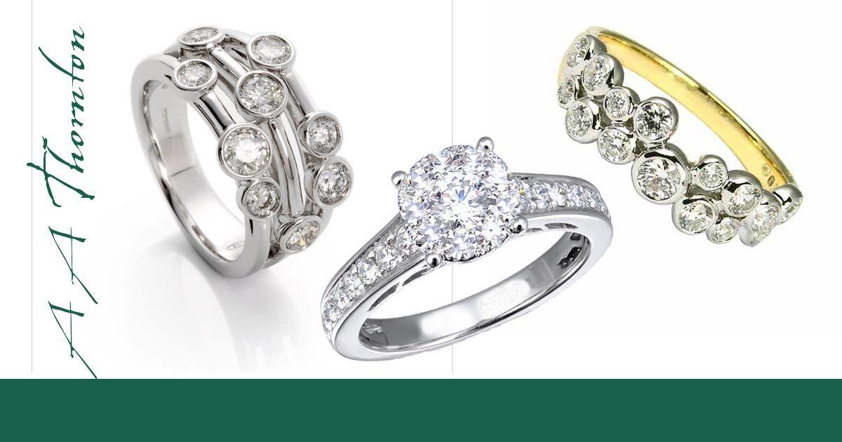 Sally Thornton blog diamond jewellery
