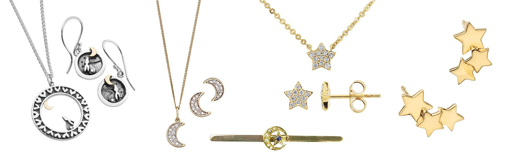 To the moon & Back stargazing Sally Thornton jewellery blog Kettering Northampton