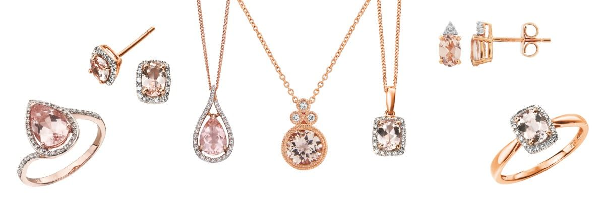 aa thornton The lure of pink - Morganite