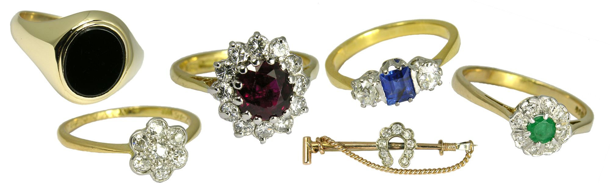 Second Hand pre loved Jewellery from AA Thornton Kettering Northampton