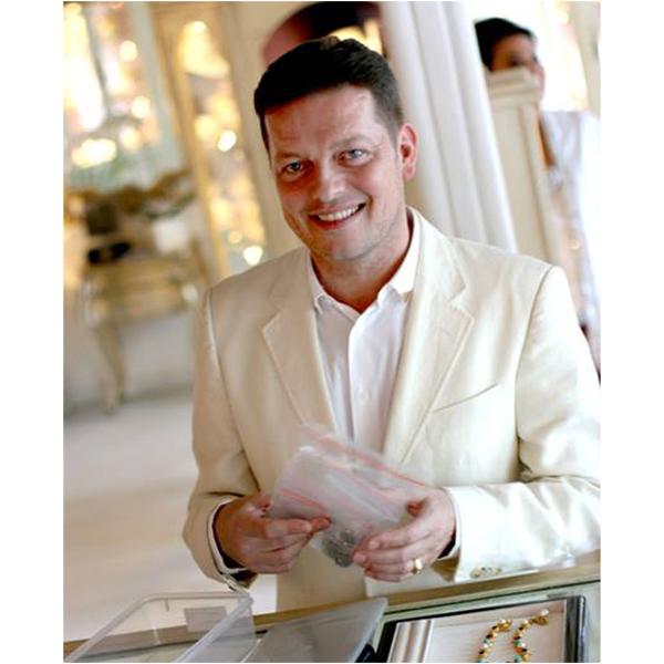 Luke Stockley British Jewellery Designer at AA Thornton Kettering Northampton Peterborough Stamford