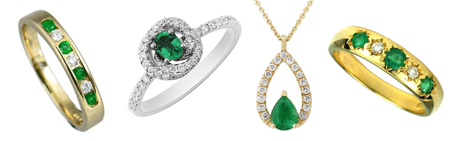 Emerald from Sally Thornton Jewellery blog at Thorntons Jewellers Kettering