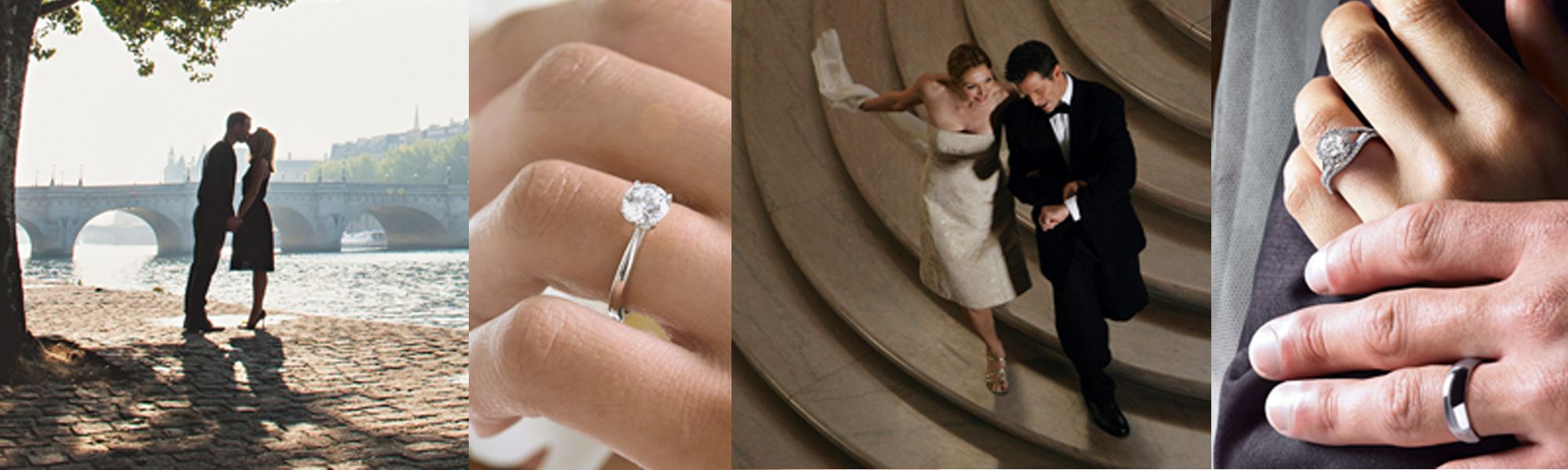 Engagement & Wedding Rings from AA Thornton Jeweller Kettering Northampton