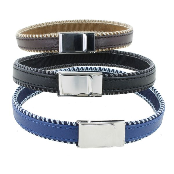 Gents Leather bracelets from AA Thornton Jeweller Kettering Northampton