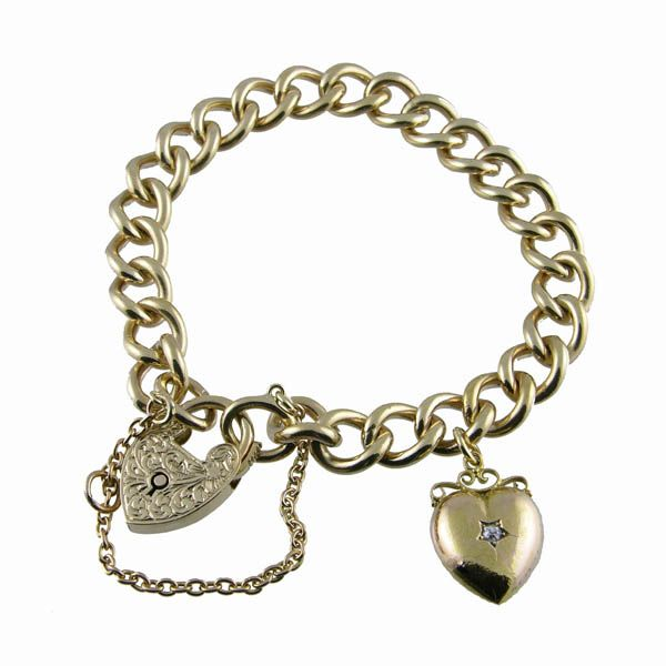 Rounded Curb Charm Bracelet from Thorntons Jewellers Kettering Northampton