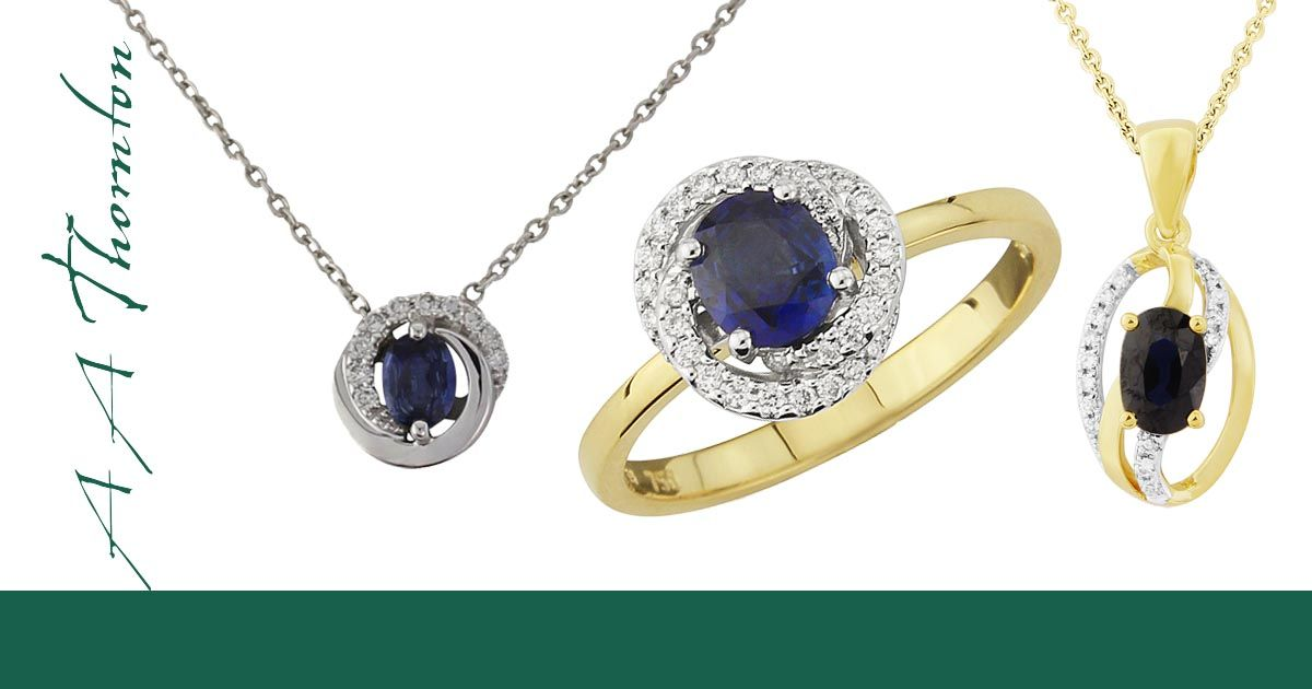 Sally Thornton Jewellery blog on Sapphires from Thorntons Jewellers Kettering Northampton