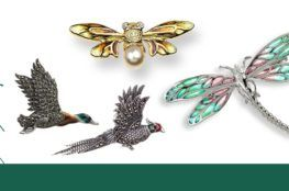 Sally Thornton blog on Inspired by Things that fly from Thorntons jewellers Kettering