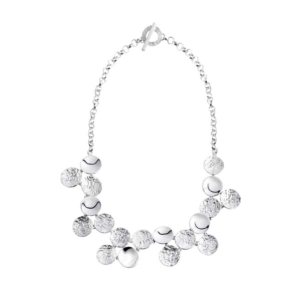 Sally Thorntons jewellery blog on Chris Lewis from AA Thornton Jeweller in Kettering Northampton Circles necklace £220