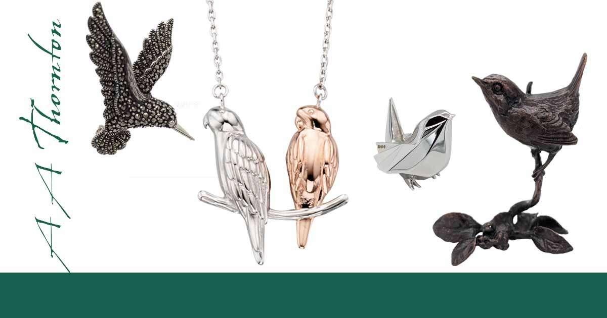 aat-blog-meta Sally Thornton jewellers blog on bird jewellery fromThorntons jewellers Kettering Northampton