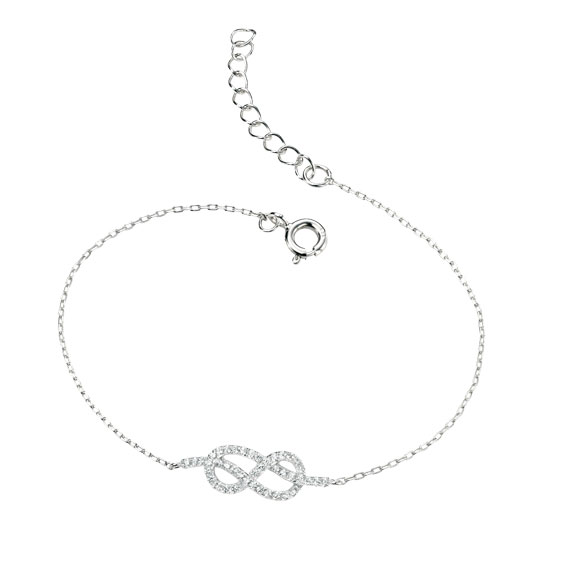 Infinity Knot pendant from Sally Thornton Jewellery Blog on Knots from Thorntons Jewellers Kettering Northampton
