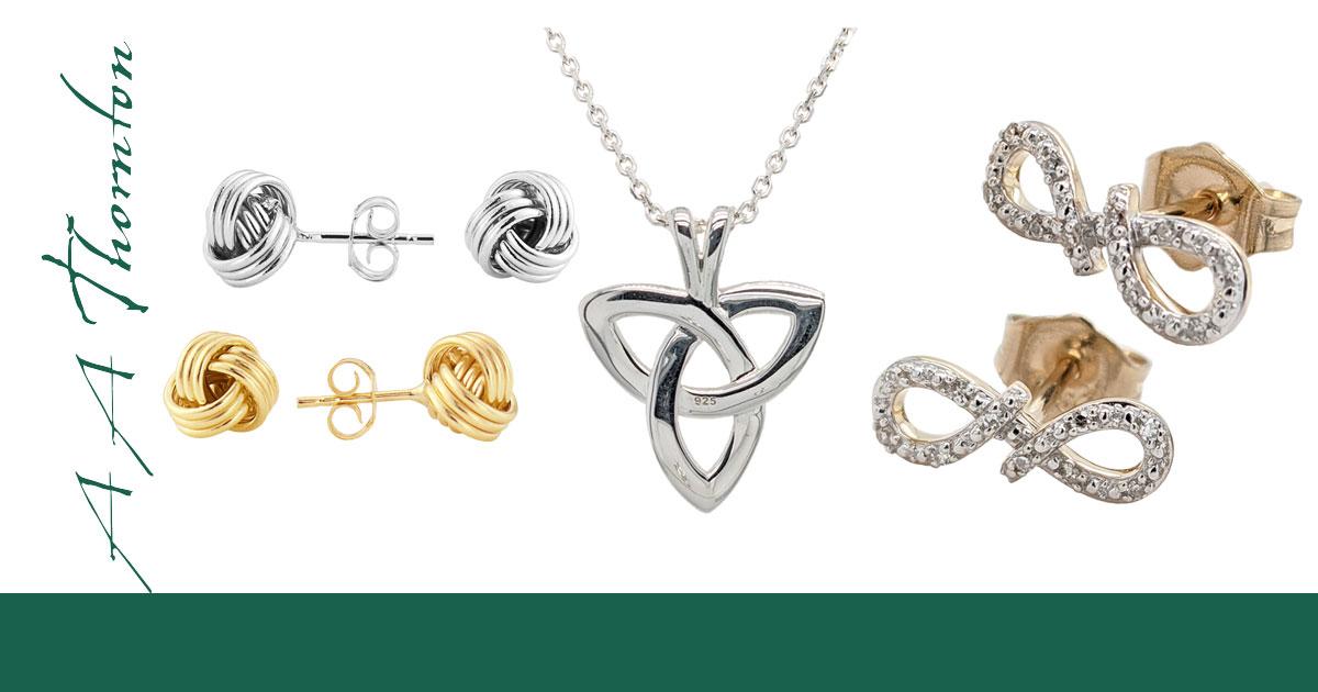 Sally Thornton Jewellery Blog on Knots from Thorntons Jewellers Kettering Northampton