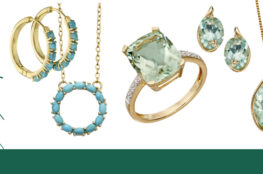 spring into colour Sally Thornton Jewellery blog from thorntons jewellers Kettering Northampton