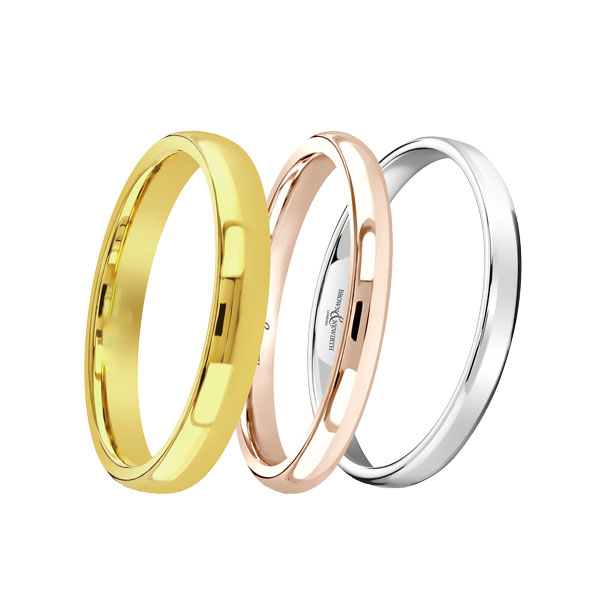 Ladies plain wedding rings from Sally Thornton jewellery blog on Wedding Rings at Thorntons Jewellers Kettering Northampton