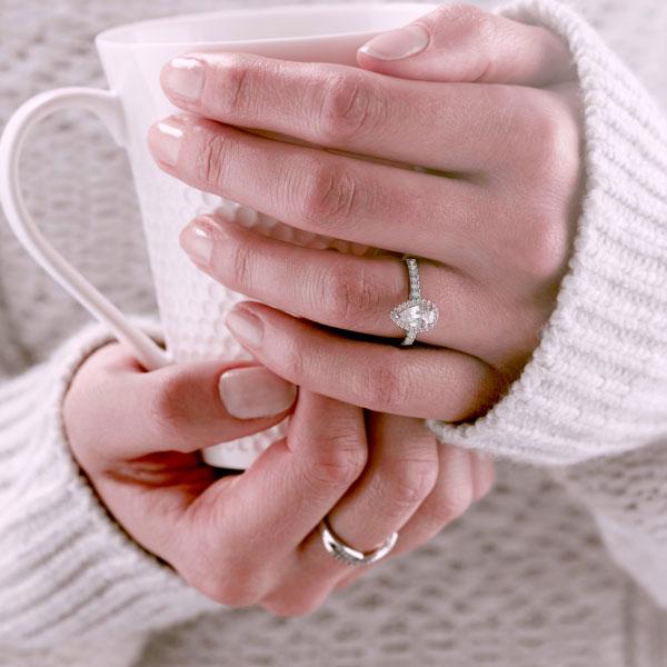 Plain wedding band from Sally Thornton jewellery blog on Wedding Rings at Thorntons Jewellers Kettering Northampton