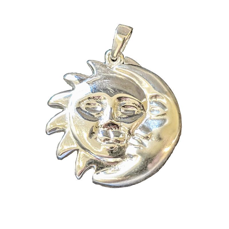 Moon and Star pendant Sally Thorntons Jewellery blog on Design from Thornton Jeweller Kettering Northampton