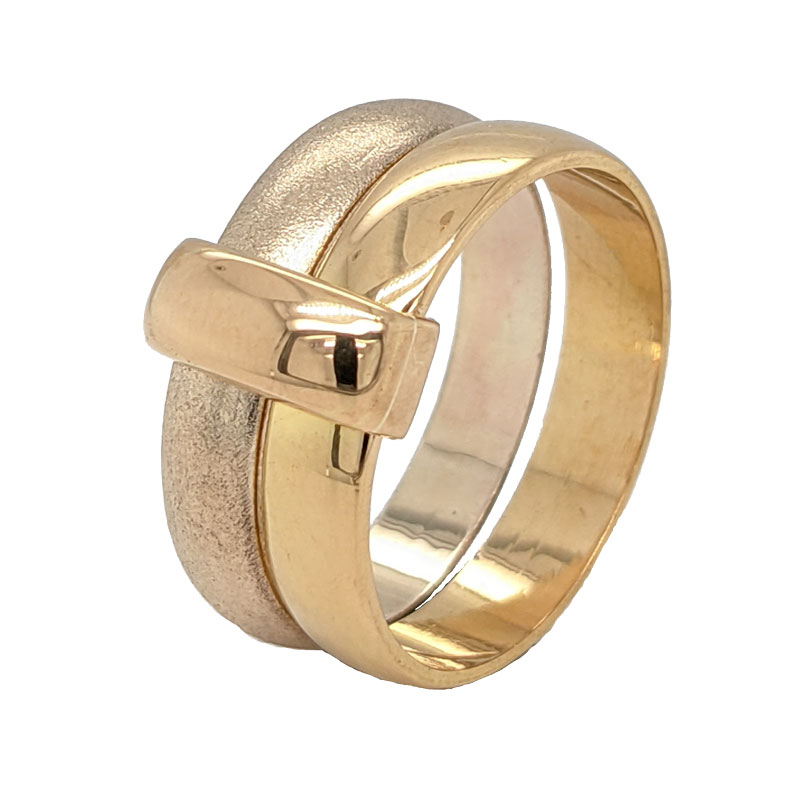 One ring combined from three wedding rings Sally Thorntons Jewellery blog on Design from Thornton Jeweller Kettering Northampton